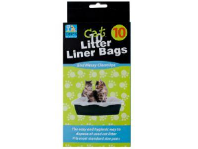 Litter Box Liner Bags, 144