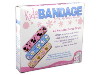 Bandages with Kids Designs, 144
