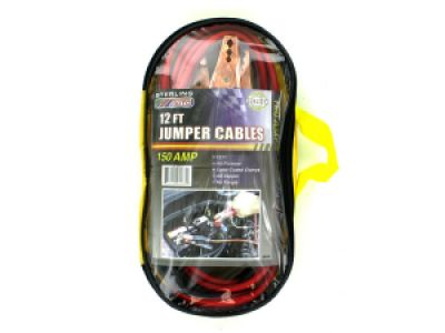 Battery Booster Cables, 3