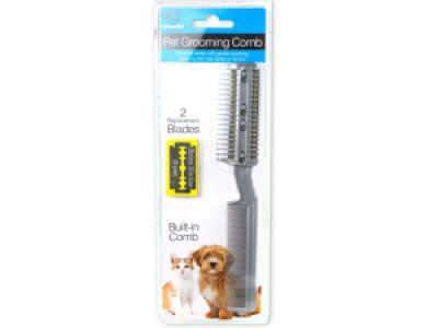 Pet Grooming Comb, 144
