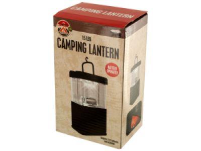 LED Camping Lantern with Hang Hook, 1