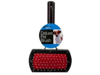 Deluxe Dog Brush, 48