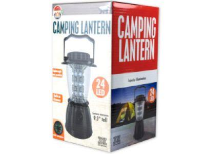 LED Hurricane Camping Lantern, 1