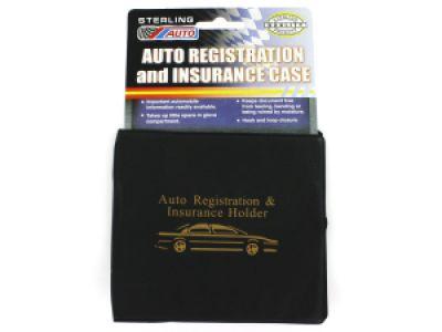 Auto Registration & Insurance Case, 48