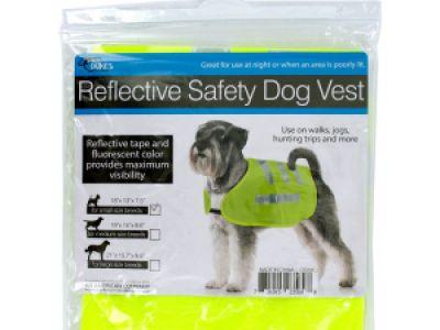 Reflective Dog Safety Jacket, 96