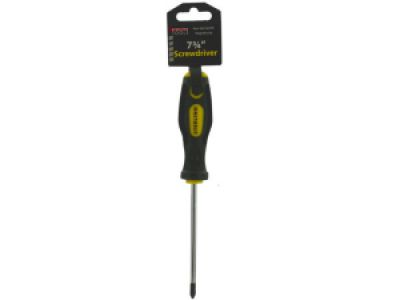 Magnetic Tip Screwdriver with Non-Slip Handle, 48