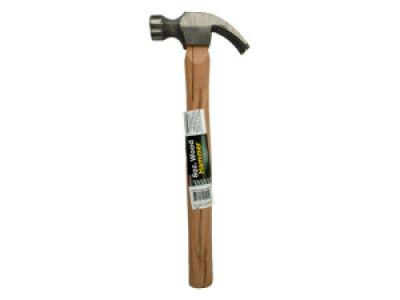 Wooden Handle Hammer, 72
