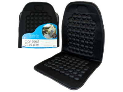 Car Seat Cushion with Back Support, 1