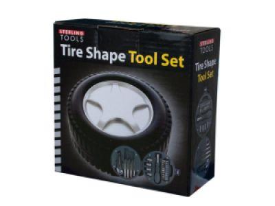 Tire Shape Tool Set, 4